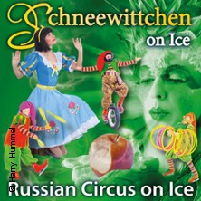 Russian Circus on Ice - Schneewittchen on Ice in PADERBORN * PaderHalle,