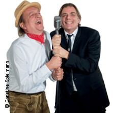 Hubsi Trenkwalder & Markus Linder: Doppelbuchung Tickets