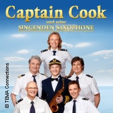 Captain Cook & Seine Singenden Saxophone Tickets