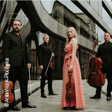 Meccore String Quartet   Dresdner Musikfestspiele 2020