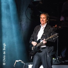 Chris de Burgh & Band in FREIBURG, 25.10.2019 - Tickets -