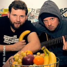Reis against the Spülmaschine: Vitamine zum bösen Spiel in HAMBURG * LOGO Hamburg,