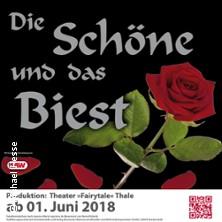 Die Schöne und das Biest - Harzer Bergtheater Thale in THALE / HARZ * Harzer Bergtheater Thale,