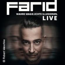 FARID: The Art of True Illusion Tour 2019 in AUGSBURG * KONGRESS am PARK Augsburg,