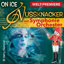 Russian Circus on Ice - Nussknacker on Ice mit Orchester