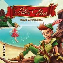 Peter Pan - das Musical - Theater Liberi in MOSBACH * Alte Mälzerei