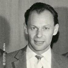 Kabarettgeschichte(N): Hans Krause - Zweiter Distel-Direktor Tickets