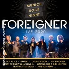 Munich Rock Night: Foreigner + Saga + The New Roses