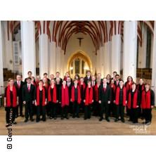 Leipziger Vocalensemble in LEIPZIG * Thomaskirche