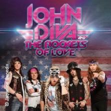 Rock im Schloss 3.0 mit John Diva and the Rockets of Love