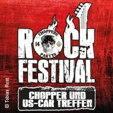 CNP Festival: Chopper & US Car Treffen in LANGENBRETTACH-NEUDECK * Küffner Areal,