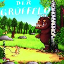 Der Grüffelo in Hamburg in HAMBURG - FARMSEN * Theaterzelt an der Eissporthalle,