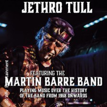 Martin Barre Band Tickets
