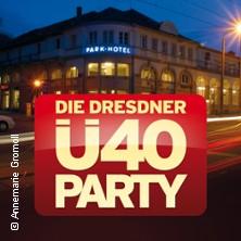 Die Dresdner Ü40 Party Tickets