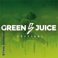 Green Juice Festival 2017 - Festivalkarte Fr - Sa in BONN, 18.08.2017 - Tickets -
