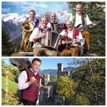 Volksschlagerparadies Live mit Willy Lempfrecher & dem Tiroler Echo