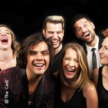 The Cast - Die Opernband - Oper macht Spaß! in HEILBRONN * Komödienhaus,