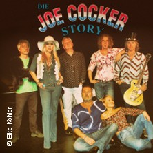 Die Joe Cocker Story in Dortmund, 06.10.2017 - Tickets -
