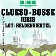 30 Jahre Verkehrsverbund Rhein-Sieg in Köln, 02.09.2017 - Tickets -