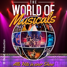 The World Of Musicals in SINSHEIM * Dr.-Sieber-Halle,