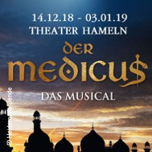 Der Medicus - Das Musical | Theater Hameln Tickets