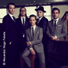 Tom Schilling & The Jazz Kids: Vilnius - Tour 2017