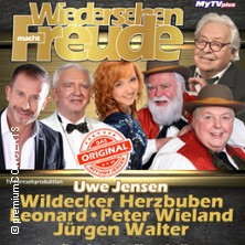 Wiedersehen Macht Freude - Tv-Show Mit Uwe Jensen Und Seinen Gästen Tickets
