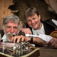 22. Münchner Bluesnacht | mit Zither-Manä und Gästen in MÜNCHEN * Schlachthof - Saal,