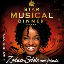 Star Musical Dinner - Musical-Highlights mit echten Musical-Stars präsentiert von WORLD of DINNER