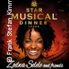Star Musical Dinner  -  Musical - Highlights mit echten Musical - Stars präsentiert von WORLD of DIN