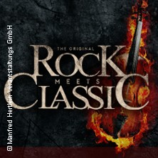 Rock Meets Classic in Regensburg, 15.03.2020 - Tickets -