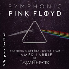 SYMPHONIC PINK FLOYD James LaBrie: Live in Hamburg! in HAMBURG * Sporthalle Hamburg
