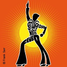 Saturday Night Fever - Das Musical in MÜNCHEN * Circus - Krone - Bau
