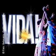 Nicole Nau & Luis Pereyra - VIDA! Die Showsensation aus Argentinien - mit Company
