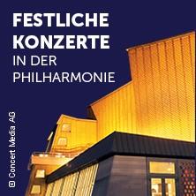 Karten für Weihnachtskonzert - Philharmonisches Kammerorchester Berlin in Berlin