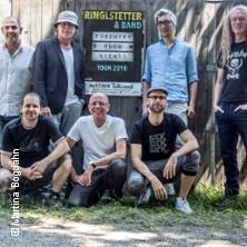 Hannes Ringlstetter & Band - Fürchtet euch nicht - Tour 2019 in NÜRNBERG * Serenadenhof Nürnberg