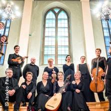 Dancing Queen: Finnish Baroque Orchestra in MÜNCHEN * Prinzregententheater,