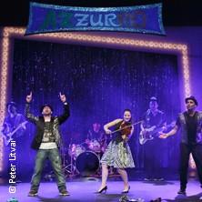 Azzurro in STRAUBING * Joseph-von-Fraunhofer-Halle,