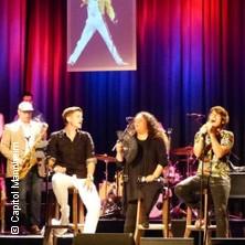 We Want To Live Forever - Queen Unplugged Zum Geburstag Von Freddie Tickets