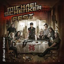 Michael Schenker Fest: Resurrection - Tour 2018 in KARLSRUHE - DURLACH * Festhalle Durlach