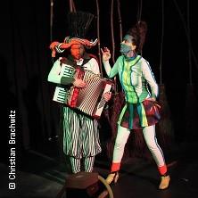 Die kleine Hexe - Theater an der Parkaue Berlin
