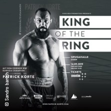 King of the Ring mit Patrick Korte in ESSEN * Grugahalle Essen,