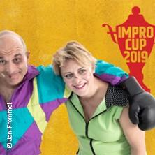 fastfood theater: Improcup 2019 in MÜNCHEN * Schlachthof - Saal,