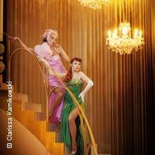 Burlesque Grotesque in MANNHEIM * SCHATZKISTL Das Musik-Kabarett,