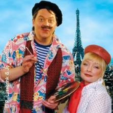 Ganz Paris träumt von der Liebe - Hamburger Engelsaal in HAMBURG * Hamburger Engelsaal,