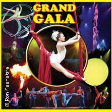 Grand Gala - Festival der Akrobaten   Artisten - Clowns - Sensationen