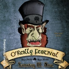O'reilly Festival - Paddyhats & Cobblestones