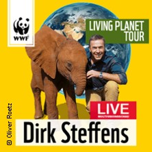WWF Living Planet Tour 2017 mit Dirk Steffens