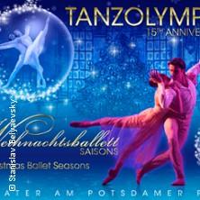 Weihnachtsballett - Saisons - Grand Gala - Vivat Tanz Tanzolymp 15Th Anniversary Tickets