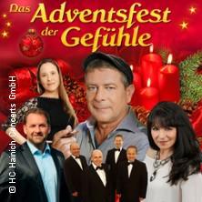 Das Adventsfest der Gefühle 2019 - Mit Michael Hirte, Mara Kayser, Ronny Weiland, Simone Oberstein